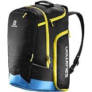 Salomon Extend Go-To-Snow Gear Bag Black/Blue/Ye - Sporttasche