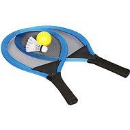 Sada raket tenis & badminton, modrá - Spielset