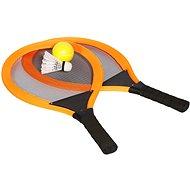 Sada raket tenis & badminton, oranžová - Spielset