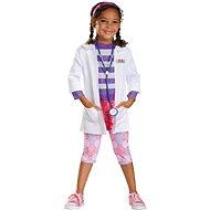 Doc McStuffins, Spielzeugärztin - in Geschenkverpackung - Größe: T - Kinderkostüm