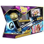 Gaming Set Selfie Mikrofon Schwarz - Spielset