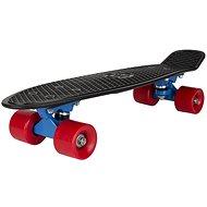 Stiga Joy schwarz - Kunststoff-Skateboard