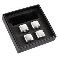 Set Domino GS121 Edelstahl-Kühlwürfel - Wein-Set