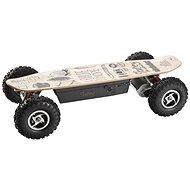 Skatey 800 Offroad Woodart - Longboard