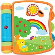 Buddy toys Knížka se zvuky - Interaktives Spielzeug