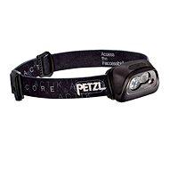 Petzl CORE Schwarz Actik - Stirnlampe