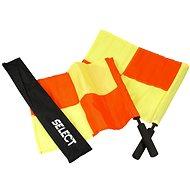 Select červeno - žluté vlajky - Ausrüstung für Fußballschiedsrichter