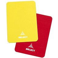 Select karty pro rozhodčí - Ausrüstung für Fußballschiedsrichter