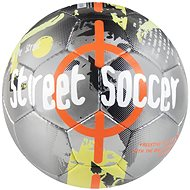 Select street soccer oranžová- žlutá - Ball