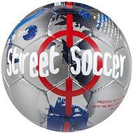 Select street soccer stříbrná - modrá - Ball