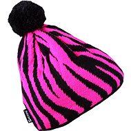 SHERPA Happy Kids Pink-Black S - Mütze