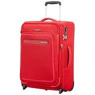 American Tourister Airbeat Upright 55 EXP Pure Red - Reise-Koffer mit TSA-Schloss