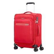 American Tourister Airbeat Spinner 55 EXP Pure Red - Reise-Koffer mit TSA-Schloss
