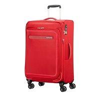 American Tourister Airbeat Spinner 68 EXP Pure Red - Reise-Koffer mit TSA-Schloss