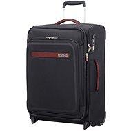 American Tourister Airbeat Upright 55 EXP Universe Black - Reise-Koffer mit TSA-Schloss