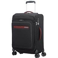 American Tourister Airbeat Smart Spinner 55 Universe Black - Reise-Koffer mit TSA-Schloss