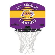 Spalding NBA miniboard LA Lakers - Basketball-Korb
