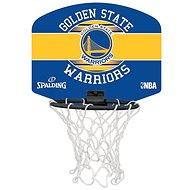 Spalding NBA miniboard Golden State Warriors - Basketball-Korb