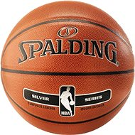 NBA Silver in/out sz.7 - Basketball-Ball