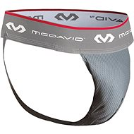 McDavid Athletic Supporter / mesh w/ FlexCup™, šedá L - Protektoren