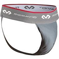 McDavid Athletic Supporter / mesh w/ FlexCup™, šedá XL - Protektoren