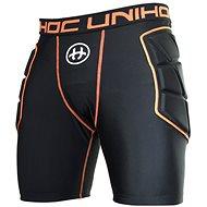 Unihoc Goalie Shorts FLOW schwarz - Torwart overal