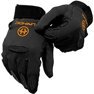 Unihoc Torwarthandschuhe Packer schwarz - Handschuhe