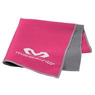 McDavid uCool Cooling Towels, růžová - Handtuch