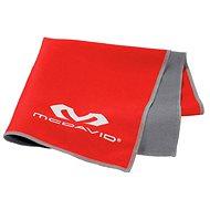 McDavid uCool Cooling Towels, červená - Handtuch