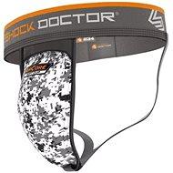Shock Doctor suspenzor se Soft Cup vložkou 234, bílá XL - Protektoren