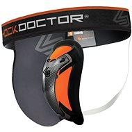 Shock Doctor 329, šedá S - Protektoren