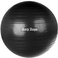 Sharp Shape Gym ball black 75 cm - Gymnastikball