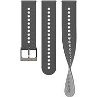 Suunto 22mm Urban 4 Silicone Strap Rock Gray S/M - Armband