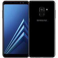 Samsung Galaxy A8 Duos schwarz - Handy