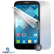 ScreenShield für Alcatel OneTouch Pop C9 7047D für das gesamte Telefon-Gehäuse - Schutzfolie