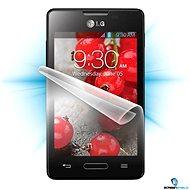 ScreenShield für LG Optimus L4 II (E440) auf das Handy-Display - Schutzfolie