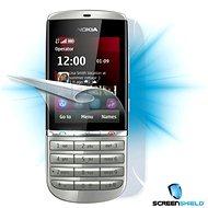 ScreenShield für Nokia Asha 300 für ganzen Handy-Körper - Schutzfolie