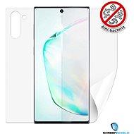 Screenshield antibakteriell Schutzfolie für Display und Rückseite SAMSUNG Galaxy Note 10 - Schutzfolie