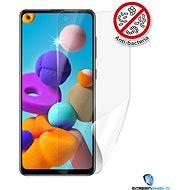 Screenshield Antibakterielle Display-Schutzfolie SAMSUNG Galaxy A21s - Schutzfolie