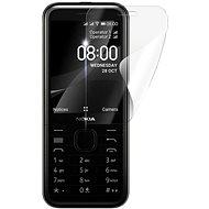 Screenshield Displayschutzfolie für NOKIA 8000 4G (2020) - Schutzfolie