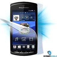ScreenShield für Sony Ericsson Xperia PLAY über das ganze Gehäuse des Telefons - Schutzfolie
