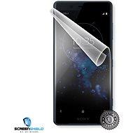 Bildschirm Bildschirm SONY Xperia XZ2 Kompakt H8324 auf dem Display - Schutzfolie