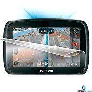 Screenshield für TomTom GO 400 zur Navigation angezeigt - Schutzfolie
