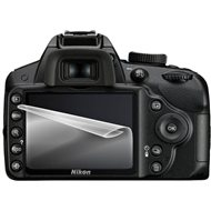 ScreenShield für Nikon D3200 auf dem Kameradisplay - Schutzfolie