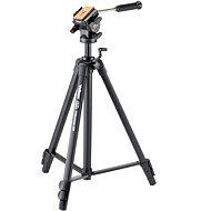 VELBON Videomate-538 - Dreibein-Stativ, Schwarz