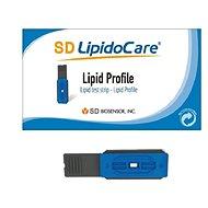 STANDARDDIAGNOSE Messstreifen für komplettes Lipidprofil, Packung mit 25 Stück - Diagnostik