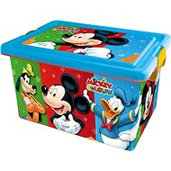 Aufbewahrungsbox STOR Kunststoffbox 13 L MICKEY COLOURS - Aufbewahrungsbox