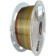 3D Drucker Filament STX 1,75 mm PLA 1 kg - Regenbogenfarben - Filament