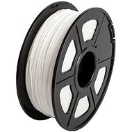 Sunlu 1,75 mm PLA 1 kg Weiß/White - 3D Drucker Filament