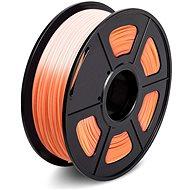 Sunlu 1,75 mm PLA 1 kg Changing Orange - 3D Drucker Filament